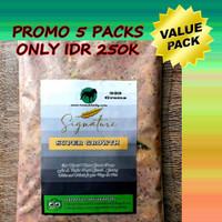 PAKET 5 PCS - Signature SUPER GROWTH (SSG-333) Super Premium Dog Food