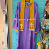 Jubah pendeta/baju pendeta/pastor
