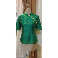 Blouse Cheongsam by She Ella Boutique Collection M