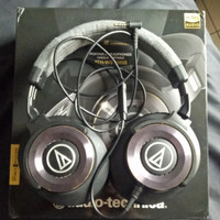audio technica ath ws1100is solid bass headphone second not m50x msr7