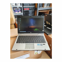 Laptop HP Elitebook 2560P Core i5 Ram 4GB HDD 320GB 12in Mulus Slim