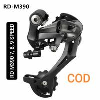 RD Acera 9 Speed Rear Derailleur - RD-M390