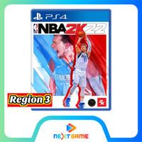 PS4 NBA 2K22 - NBA2K22
