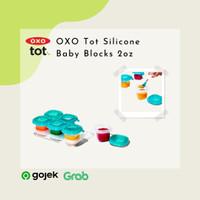 OXO Tot Silicone Baby Blocks 2oz