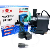 YAMANO 1200 SP-1200 Pompa Air Celup Pompa Aquarium Hidroponik Aquascap