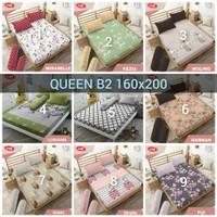 Seprei Deluxe Kintakun Queen Size 160x200 Ukuran Nomor 2