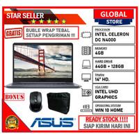 ASUS L406MA N4000 4GB 64GB 128GB SLATE GREY SECOND GRADE A