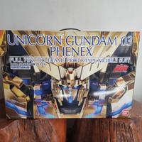 PG 1/60 gundam Unicorn 03 phenex Pbandai