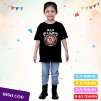 Baju Anak Band Punk Rock Bad Religion