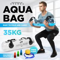 Svarga Water Sand Bag | Aqua Bag | Tas Pemberat Fitness| Gym & Fitness