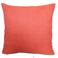 Sarung Bantal Sofa 45 x 45cm Bahan Tebal High Quality - KAIN STRECH, SALMON