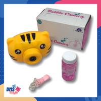 Mainan Anak DMS Toys Bubble Camera Mainan Tembak Balon Busa Sabun