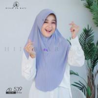 Jilbab Hijab Kerudung instan Arrafi AR 539 bergo krudung instan Zoya