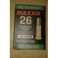 BAN DALAM MAXXIS 26 x 1.90 2.125 PENTIL PRESTA & MOTOR SEPEDA MTB inch