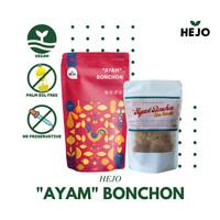 Plant-based Ayam Goreng Korea Frozen Palm Oil Free Vegan Vegetarian