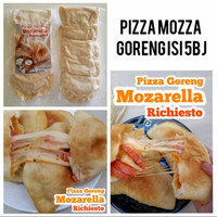 pizza goreng mozzarella