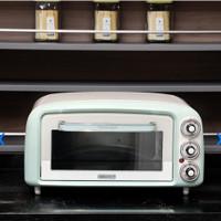 Ariete Italy Oven Toaster Vintage 18 Ltr Alat Pemanggang model Klasik