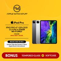 Apple iPad Pro 4th Gen 2020 12.9 Inch 256GB Wifi A12Z LiDaR Scanner