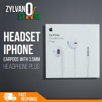 Headset Iphone 5/5s/6/6s/6Plus Original Apple Earpods Earphone