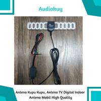 Antena Kupu Kupu, Antena TV Digital Indoor, Antena Mobil High Quality