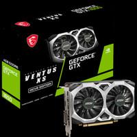 MSI GeForce GTX 1650 D6 Ventus XS OC 4GB