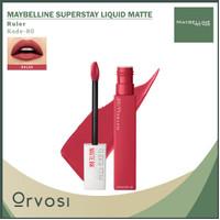 Maybelline Superstay Matte Ink Lipstick - 80
