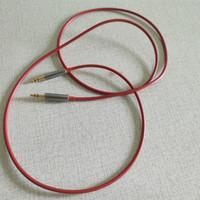 ANKER 3.5 mm Premium Aux Audio Cable (RED) 4Ft/ 120 cm ORIGINAL NO BOX