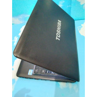 Laptop second Toshiba c640 RAM 4 giga hardisk 500 GB Core i3