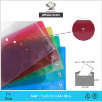 Map Plastik Kancing EAGLE /Smart Pocket Eagle Files E 212 H 6pcs/pack