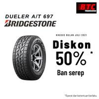 Ban Mobil Bridgestone Dueler A/T D697 265/65 R17