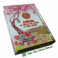 Al Qur'an For Ladies Annisa A5 | Fikih wanita | Tafsir Ringkas wanita