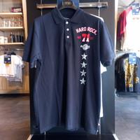 Baju Hard Rock Cafe Original 71 Navy