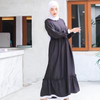 GD-Homeydress Mega Syeila Gamis Wanita Busui Wudhu Friendly Termurah
