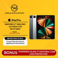 Apple iPad Pro 5th Gen 2021 12.9 Inch 1TB Wifi Only M1 Chip Mini LED