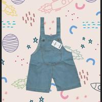 Overall Jeans Batita / Baju Kodok Anak Batita