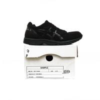 Sepatu Sneakers Wanita / Asics Tartherzeal 6 Triple Black [ORIGINAL]
