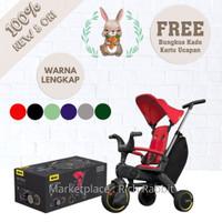 Doona Liki Trike S3 / S5 / Sepeda Stroller Lipat / Stroller Anak - S3 BIRU