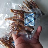 Junior   T-Rex Feet   Turkey Feet Dehydrated Dog Snack Treat Anjing