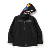 Bape Shark Gore-Tex Hoodie Jacket