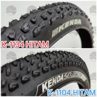 Ban Luar 27.5 x 1.95 Sepeda MTB GUNUNG. KENDA - K-1104 HITAM