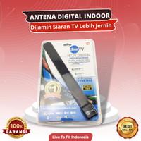 Clear TV Key HDTV Digital Indoor Antenna / Antena TV Dalam Ruangan