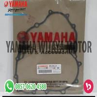 PAKING KOPLING - GASKET CRANKCASE COVER YAMAHA SCORPIO Z 5BP-E5461-10