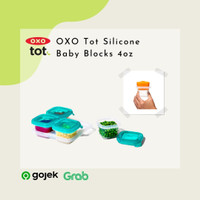 OXO Tot Silicone Baby Blocks 4oz