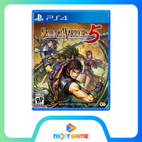 PS4 Samurai Warriors 5