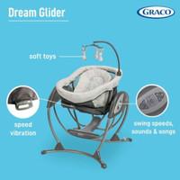 Graco Dreamglider Gliding Baby Swing / Ayunan Bayi Elektrik