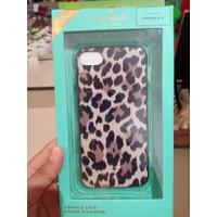 Kate Spade iphone case buat iphone 7/8 - CLASSIC LEOPARD WIRU0920
