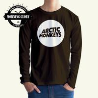 kaos baju longsleeve lengan panjang pria arctic monkey 01
