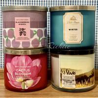 Bath & Body Works Aromatherapy 3-Wick Scented Candle BBW