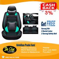 Sarung Jok Mobil LEDERLUX 3 Baris - Xpander Avanza Veloz BRV Ertiga