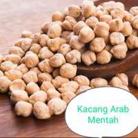 Natural Raw Chickpea . Kacang Arab Mentah . Garbanzo 1 Kg